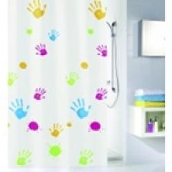Cortinas y barras de baño