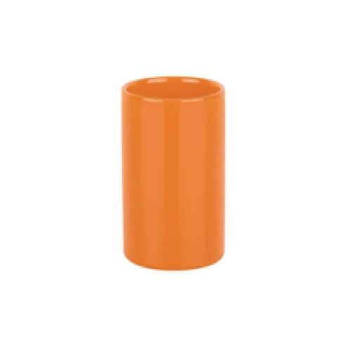 Vaso Tube Naranja
