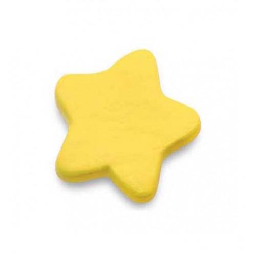 Pomo infantil de nylon estrella