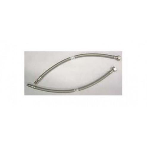 Conexión flexible inox grifo M10x35xh3/8
