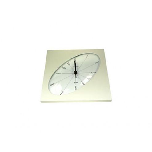 Reloj Cocina Cuadrado  R782 Beig