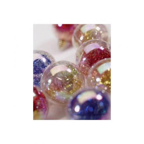 Bolas de Navidad Rojas (6 Bolas)