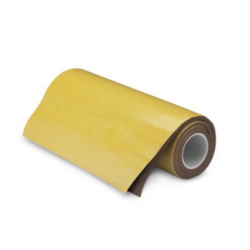 Fieltro sintético adhesivo 200 x 500mm. Inofix marrón