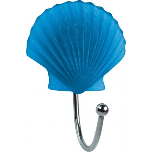 Colgador para baño acrílico 26280sh Azul
