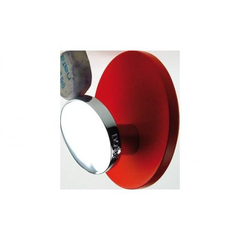 Percha redonda mi Diam7cm ROLO-rojo
