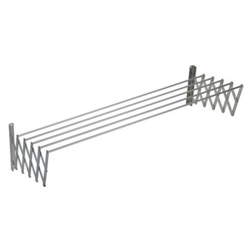 Tendedero Extensible Aluminox Sauvic 160 cm