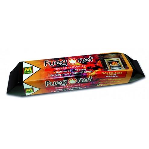 Tronco ecológico Fuego Net