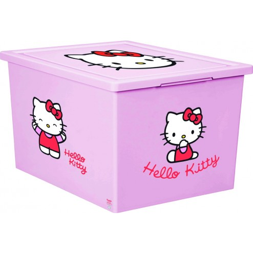 Caja infantil Hello Kitty mediana