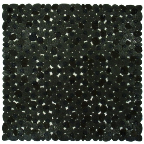 Alfombra Antideslizante Aita 54x54cm Negra