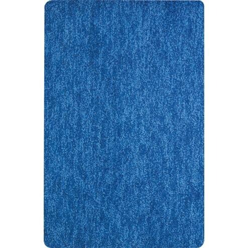 Alfombra de Baño 40x60 Azul Gobi