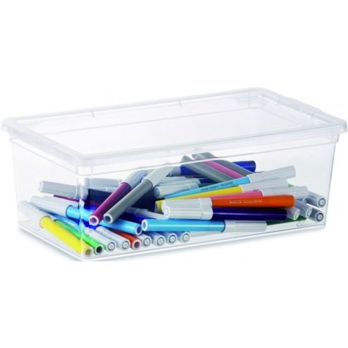 Caja Multiuso Box XS transparente
