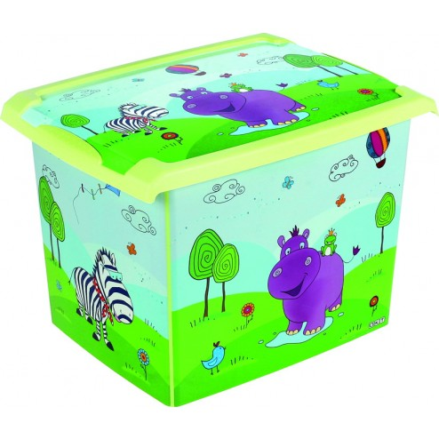 Caja Infantil Fashion Box Hippo 20,5l