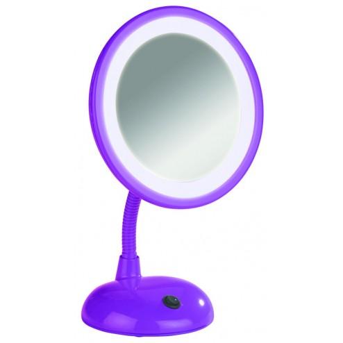 Espejo de pie Flex Style lila
