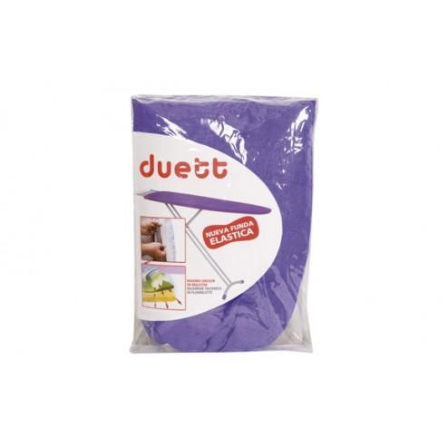 Funda de tabla de planchar Duett elástica lila