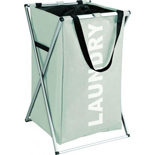 Cesto Ropa Plegable Laundry Uno-Beige