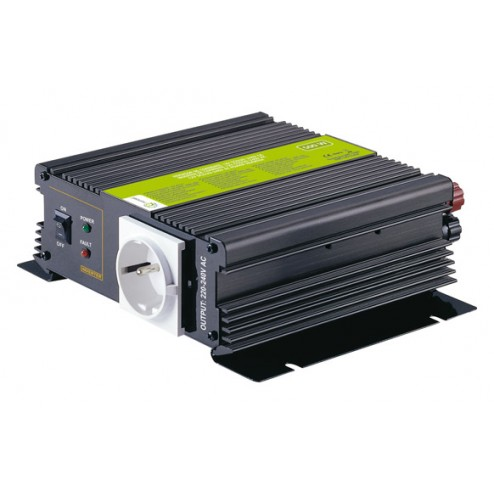 Inversor corriente DC/AC 500w.