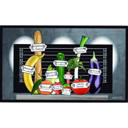 Alfombra de cocina (Surtido colores)