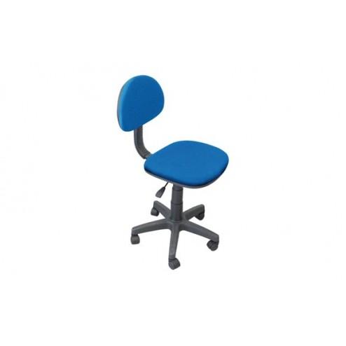 Silla de oficina basic azul