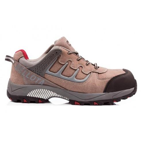 Zapato Trail Gris S3 Bellota T 45