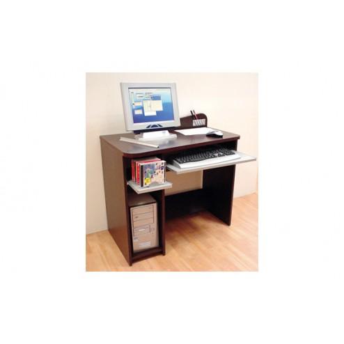 Mesa de ordenador Wengue 2441/2435W