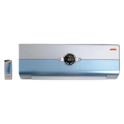 Calefactor split ceramico digital 1000/2000w con mando