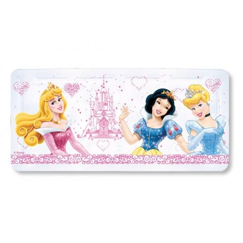 Alfombra baño pvc princesas 35 x 75 cm