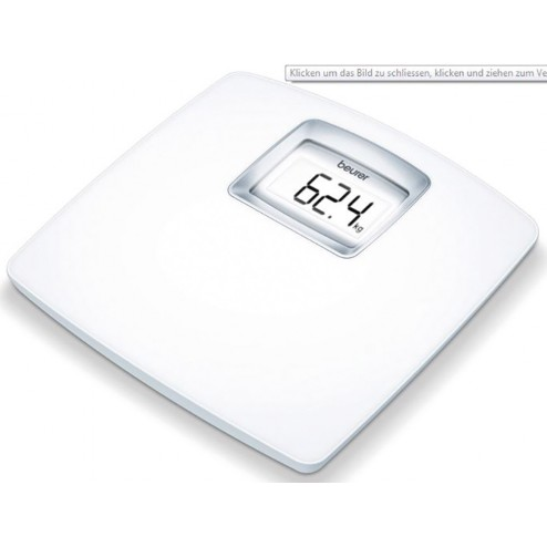 Báscula de baño digital Beurer