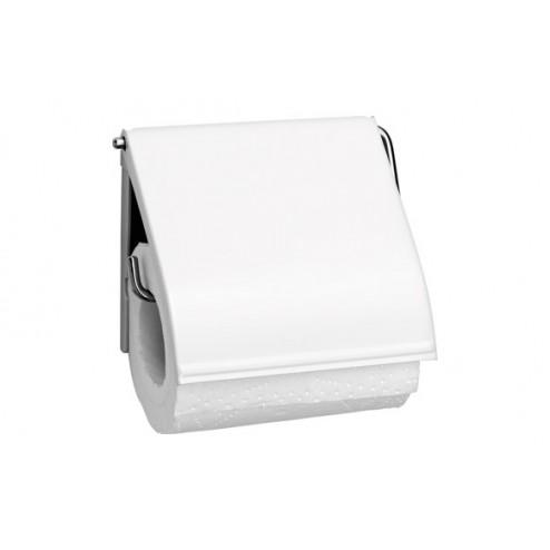 Portarrollos de papel WC Brabantia blanco