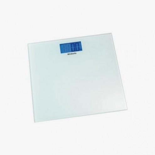 Báscula de baño Brabantia blanca