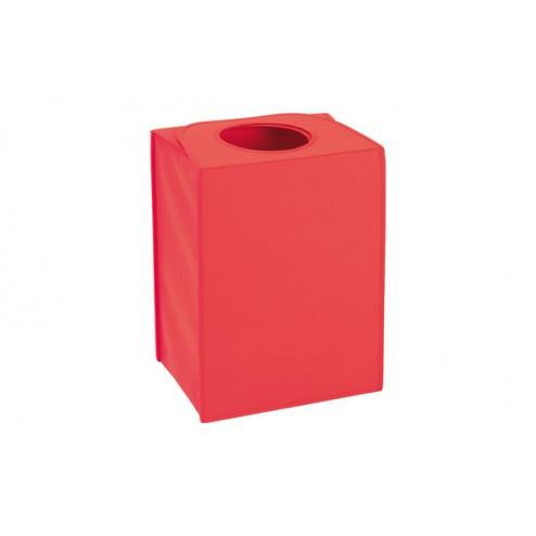 Pongotodo Brabantia de tela rectangular rojo