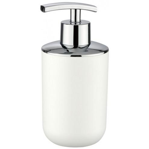 Dosificador de jabón Brasil blanco