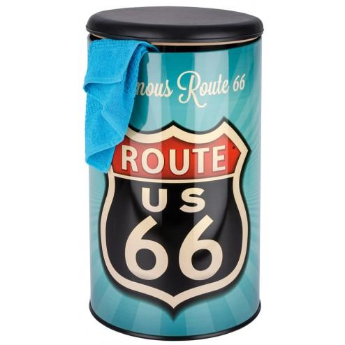 Taburete pongotodo Route 66