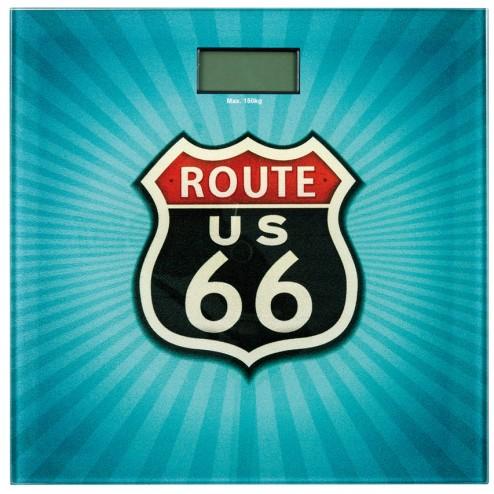 Báscula de baño digital Route 66