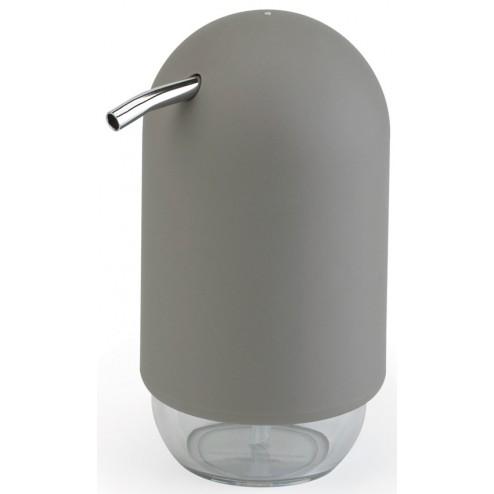 Dosificador de jabón Umbra Touch gris