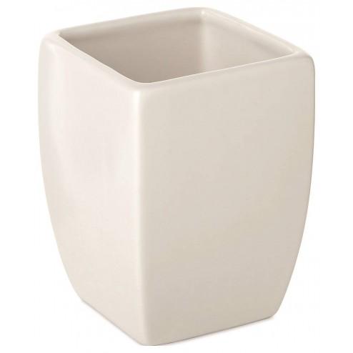 Vaso de baño Thai Blanco.