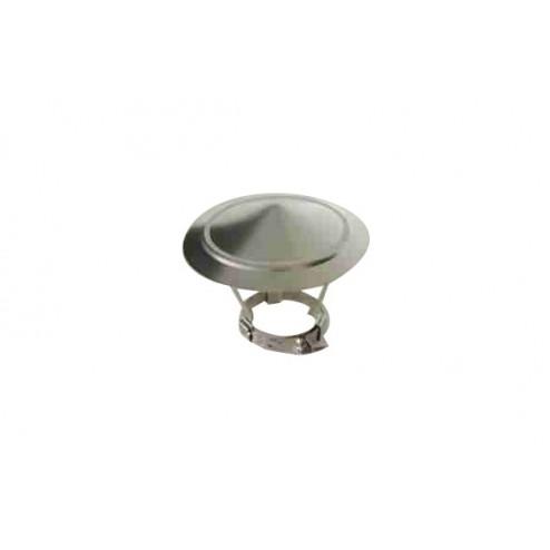 Sombrero galvanizado extensible chimenea seg1: 80-115