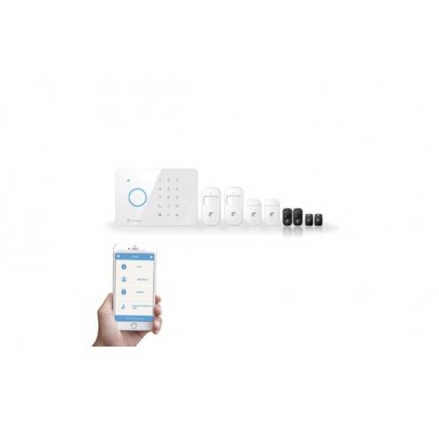 Equipo completo alarma seguridad smartphone ETIGER S3b