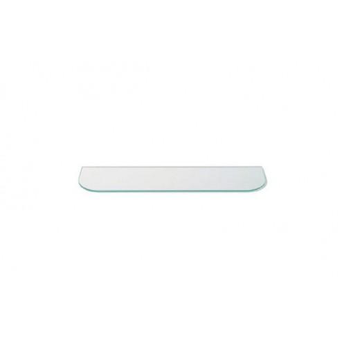 Estante cristal 2xr transparente-0,6x60x15 cm