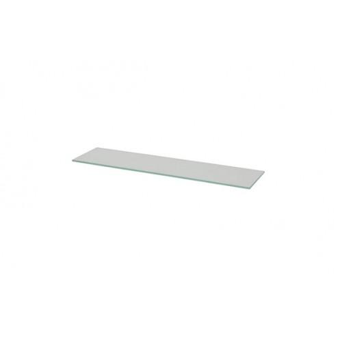 Estante cristal 4xs mate-0,6x40x15 cm