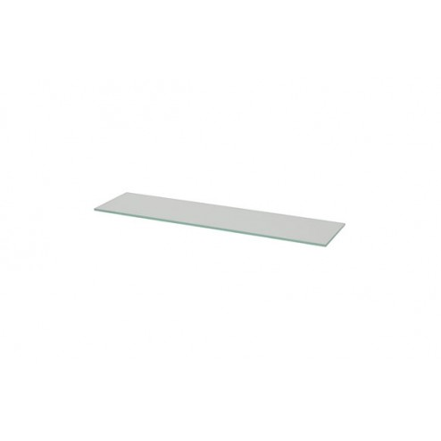 Estante cristal 4xs transparente-0,6x60x15 cm