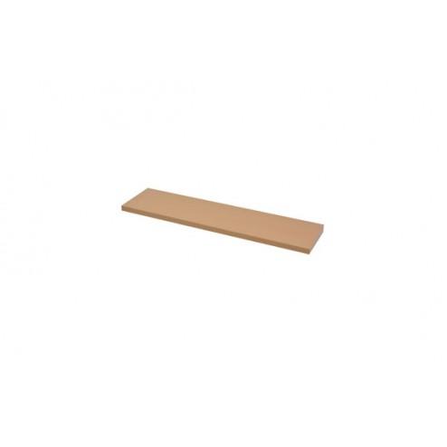 Estante rectangular 4xs haya-1,8x60x20 cm