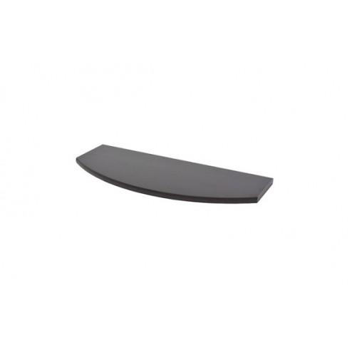Estante rondo xs2 wengue-1,8x60x20 cm