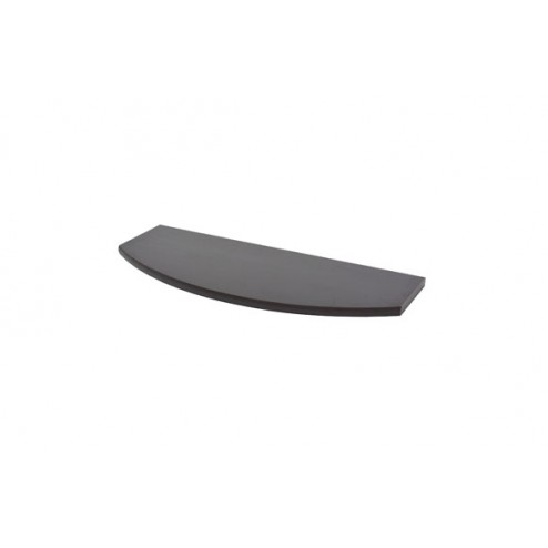 Estante rondo xs2 wengue-1,8x80x23,5 cm
