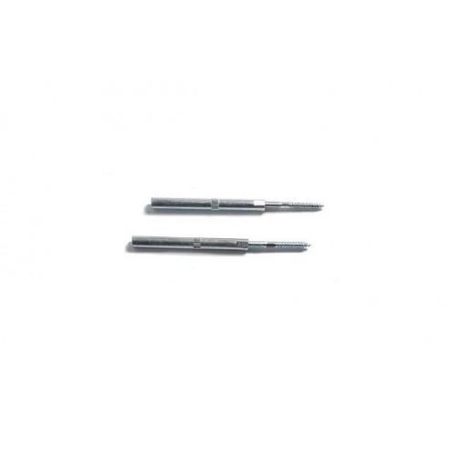 Pin fijación invisible para estante 12mm 1,2cm Duraline 2 unidades