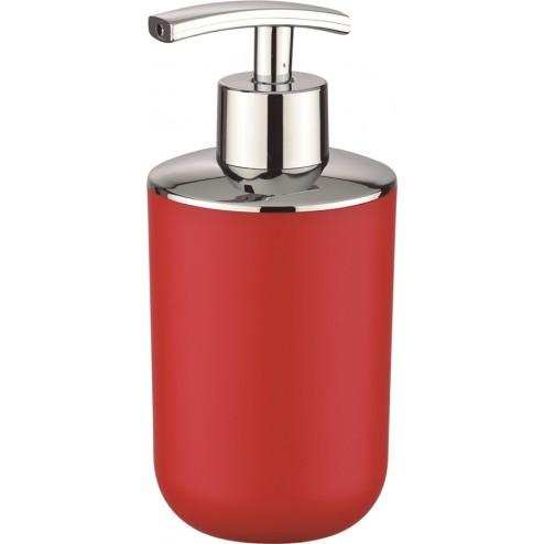 Dosificador de jabón Brasil rojo