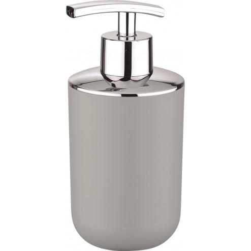 Dosificador de jabón Brasil gris