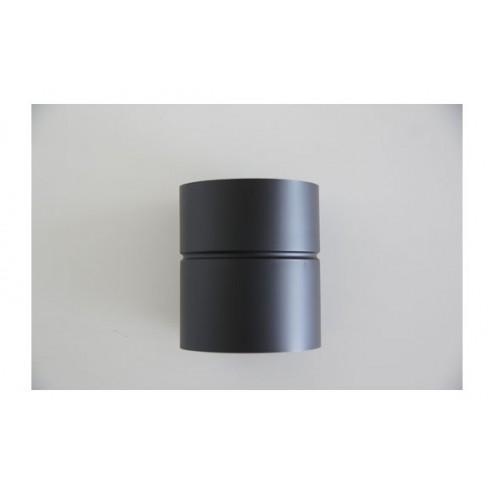 Reduccion - tubo vitrificado negro t600 200 a 180