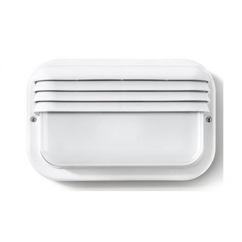 Aplique Ecoled E-27 18W Horizontal Famatel Blanco