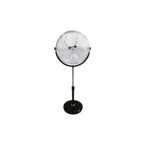 Ventilador pie industrial 50cm 120w