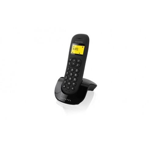 Teléfono inalámbrico Alcatel C250 Solo Black